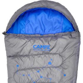 CAMPZ Astro Sacos de dormir Niños, blue
